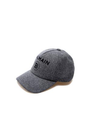 Balmain Balmain cap-wool & flocked