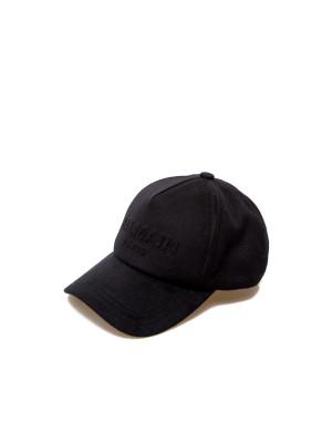 Balmain Balmain cap-emb wool & cashmer