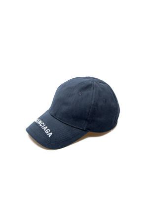 Balenciaga Balenciaga hat logo visor cap