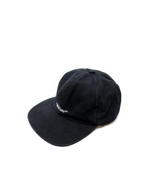 Off White Off White bookish baseball cap black