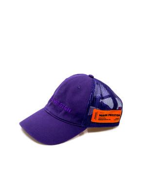 Heron Preston  Heron Preston  trucker hat purple