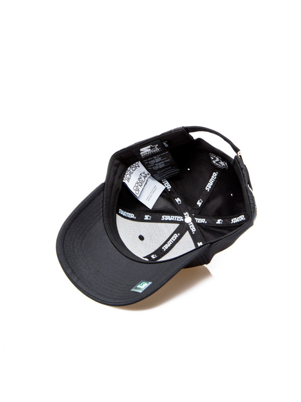 Marcelo Burlon cross baseball zwart