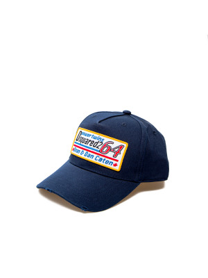 Dsquared2 Dsquared2 baseball cap blue