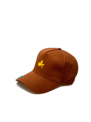 Dsquared2 Dsquared2 baseball cap brown