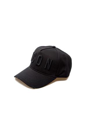 Dsquared2 Dsquared2 baseball cap black