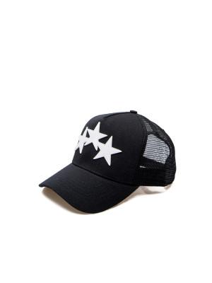 Amiri Amiri 3 star trucker hat