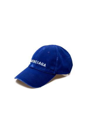 Balenciaga Balenciaga classical baseball blue