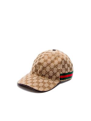 Gucci Gucci web baseball hat