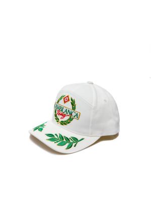Casablanca Casablanca racing twill cap
