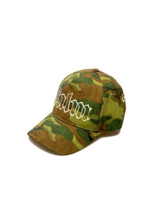 Palm Angels  Palm Angels  military logo cap
