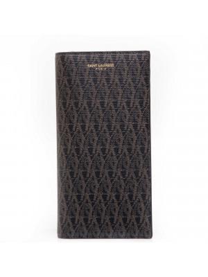 Saint Laurent Paris  Ysl Men's wallet