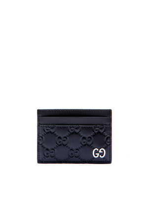 Gucci Gucci CC HOLDER GUCCI SIGNATUR zwart Accessoires Men