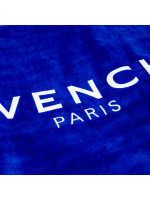 Givenchy towel blauw