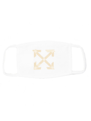 Off White Off White tape arrow mask