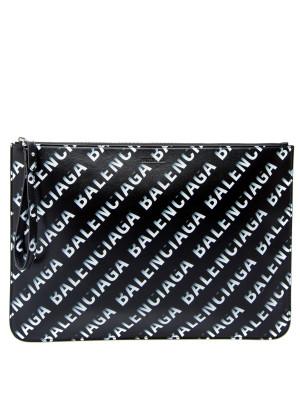 Balenciaga Balenciaga pouch + handle