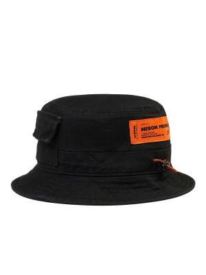 Heron Preston  Heron Preston  twill bucket hat