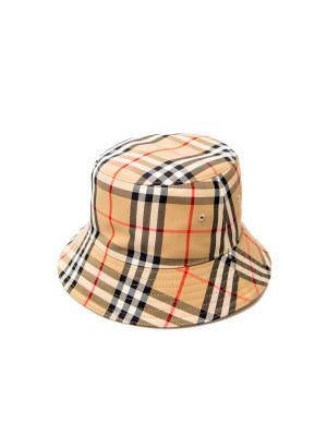 Burberry Burberry panel bucket hat