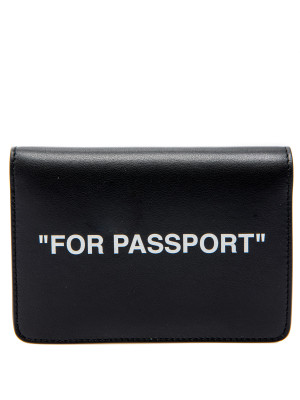 Off White Off White quote passeport hold