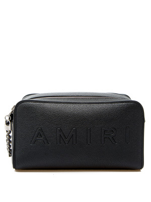 Amiri Amiri embossed dop kit
