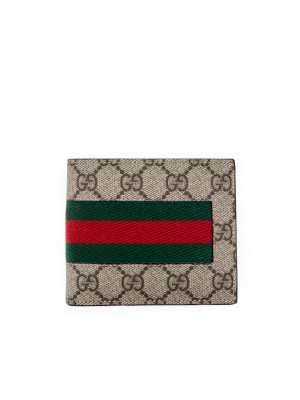 Gucci Gucci WALLET SUPREME/SELLERIA multi Accessoires Men