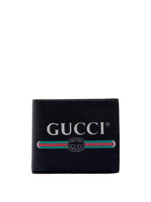 Gucci Gucci wallet cript gucci print