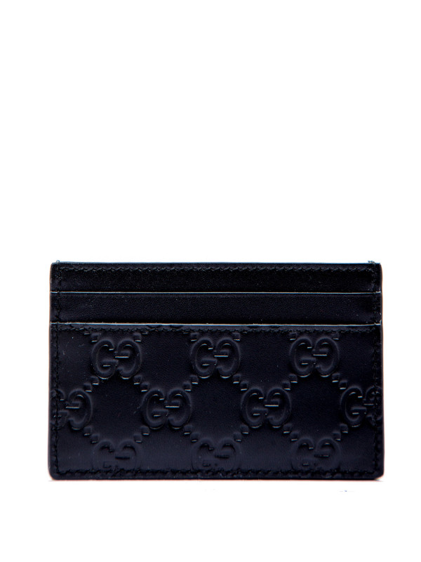 5df278b59fb603 Gucci credit cards case (805) black Gucci credit cards case (805) black