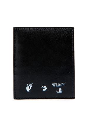 Off White Off White logo cardholder