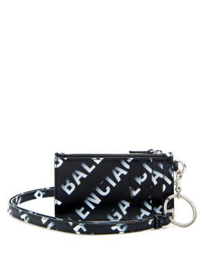 Balenciaga Balenciaga wallet + keyrings
