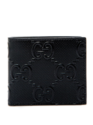 Gucci Gucci wallet (171m) gg leather