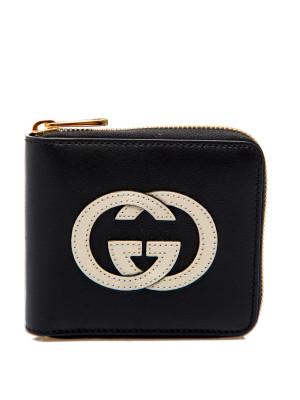 Gucci Gucci basket wallet (393z)