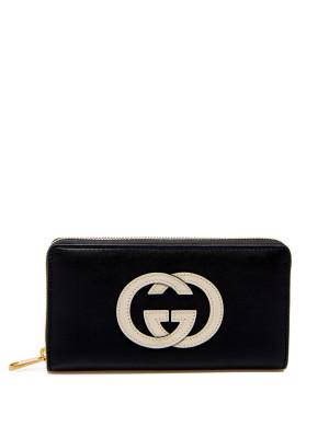 Gucci Gucci basket wallet (548m)