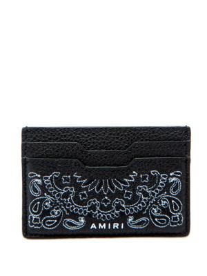 Amiri Amiri bandana cardholder