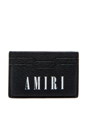 Amiri Amiri large logo cardholder