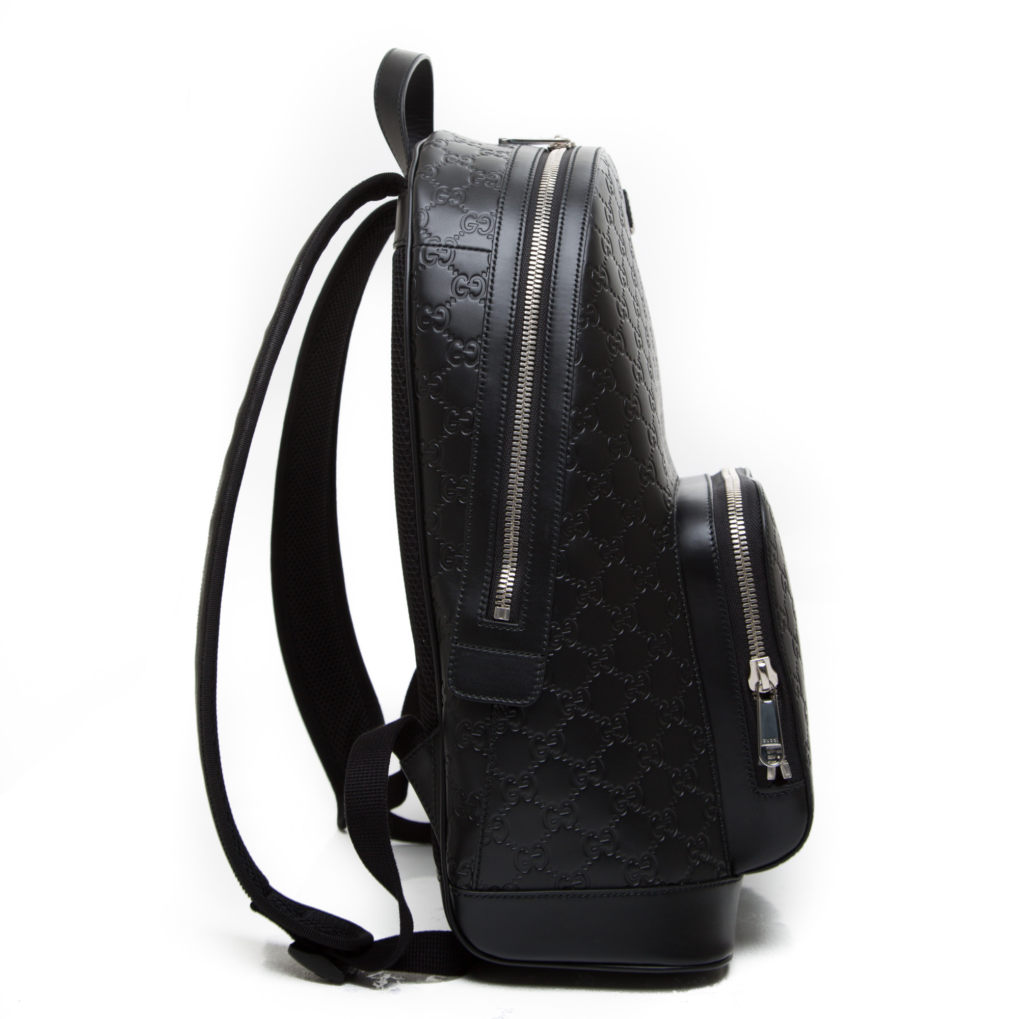 112cf25bdc1523 Gucci Signature Leather Backpack Price- Fenix Toulouse Handball