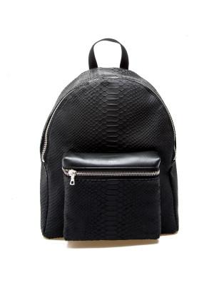 Amiri Amiri python classic backpack