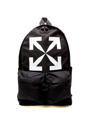 Off White arrow backpack