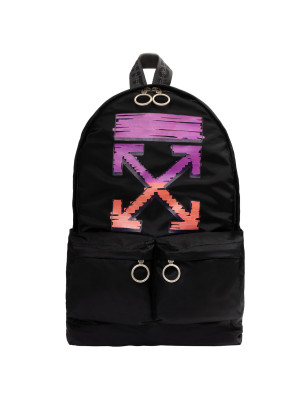 Off White Off White marker backpack