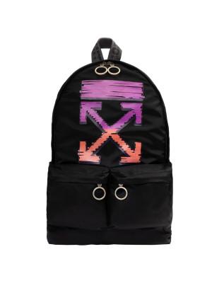 Off White Off White marker backpack black