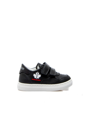 Dsquared2 Dsquared2 l-top strap sneakers