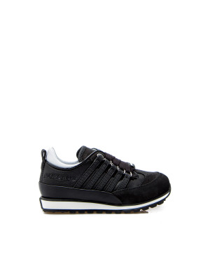 Dsquared2 Dsquared2 ltop lace up trainer