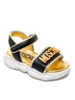 Moschino calzature bambini goud