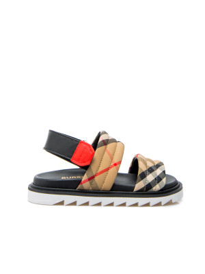 Burberry Burberry brewster check beige