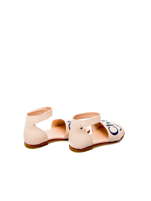 Chloe sandal signature d2 roze