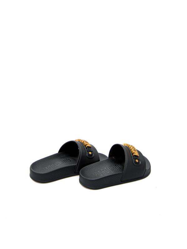 Moschino calzature bambini zwart