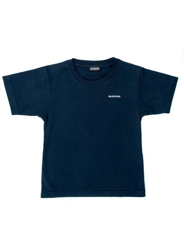 Balenciaga Kids T-shirt Blue