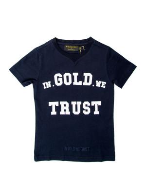 IN GOLD WE TRUST IN GOLD WE TRUST kids the shmurda t-s