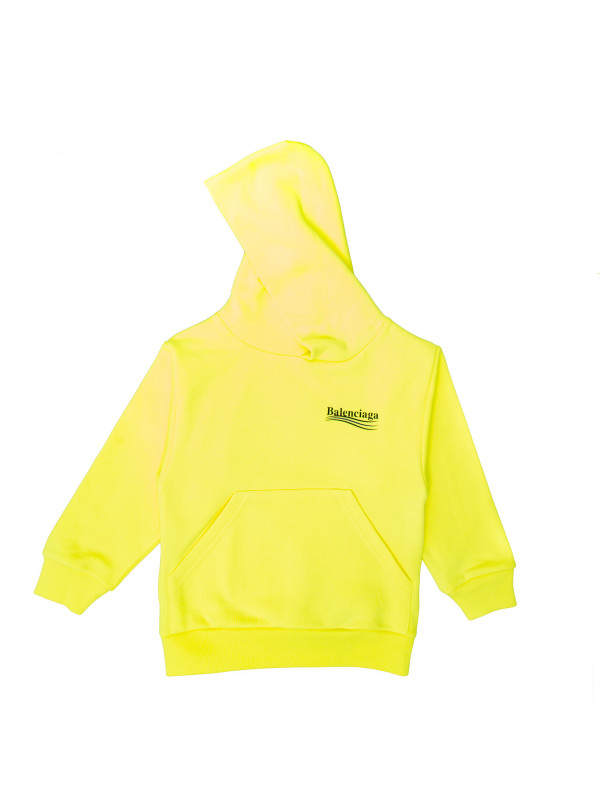 Balenciaga Hoodie Yellow   Derodeloper.com