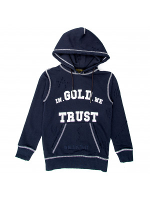 In Gold We Trust In Gold We Trust kids the dre hoodie
