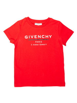 Givenchy Givenchy s/s t-shirt