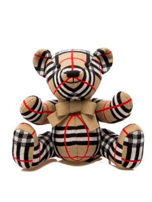 Burberry Burberry  check sitting toy
